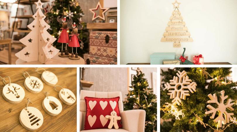 ¡Llega la decoración de navidad!