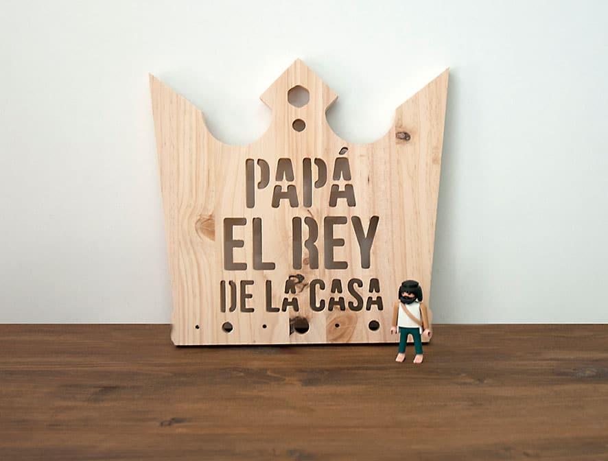 Regalos de madera para un Día del Padre diferente
