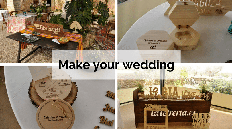 La No feria de bodas, Make Your Wedding