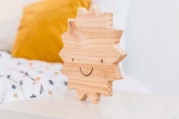 sol de madera para decorar