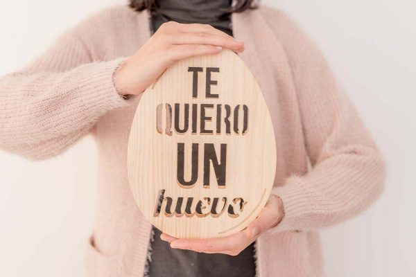 regalo original de enamorados en madera